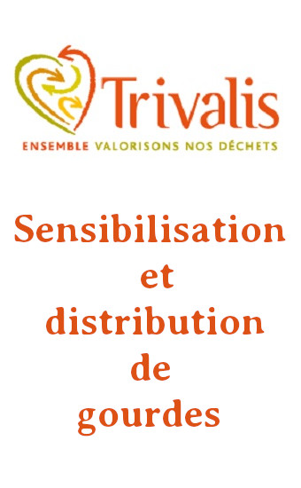 Trivalis distribution gourdes